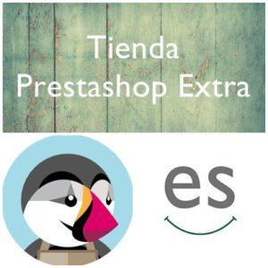 Tienda Prestashop Extra