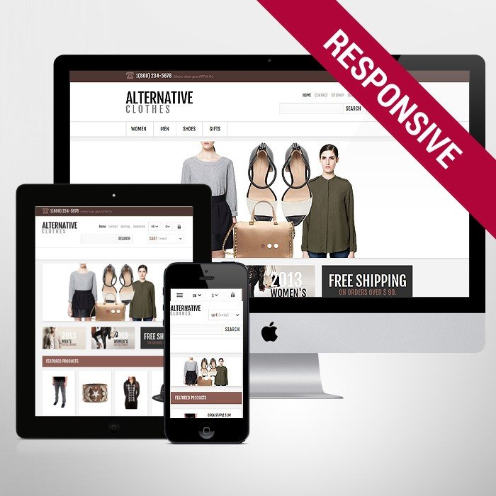 responsive-alternative-clothes-store