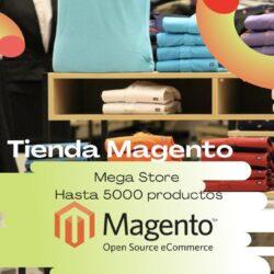 Mega Store Magento
